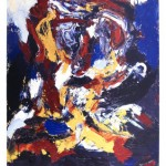 Tete Eclatee, 1958 - Karel Appel