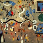 Joan Miro - Carnival of Harlequin