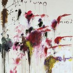 Cy Twombly - Quattro Stagioni: Autunno