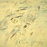 Cy Twombly - Untitled (Bolsena)