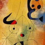 Joan Miro - Dawn Perfumed by a Shower of Gold
