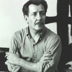 Photograph of Franz Kline