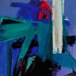 franz kline - blueberry eyes