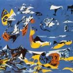Jackson Pollock - Mobey Dicj