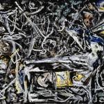 Jackson Pollock - Night Mist