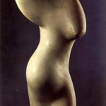 Jean Arp - Mujer
