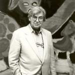 photograph of Karel Appel