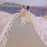 Milton Avery - Bridge to the Sea