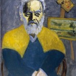 Milton Avery - Portrait of Louis M. Eilshemius