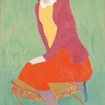 Milton Avery - Artist's Wife