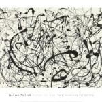 No. 14 (Gray) - Jackson Pollock