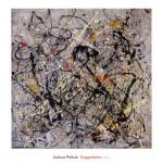 Number 18, 1950 - Jackson Pollock