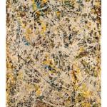 No. 9, 1949 - Jackson Pollock