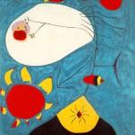 Joan Miro - Portrait IV