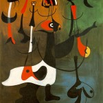 Joan Miro - Rhythmic Personages