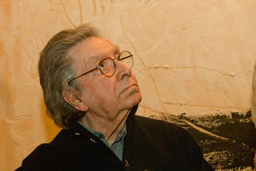 Photo of Antoni Tapies