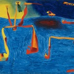 Joan Miro, The Two Philosophers