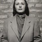 Early Photograph of Louise Nevelson