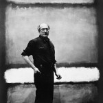 Photograph of Mark Rothko