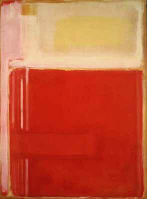 Mark Rothko Abstract Artist