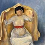 paul-burlin-pueblo-girl-1918