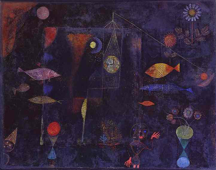 paul klee abstract artist
