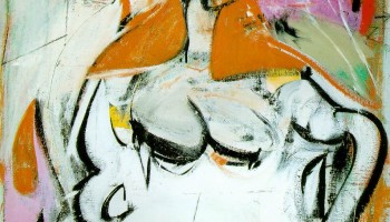 Major de Kooning Retrospective at MoMA
