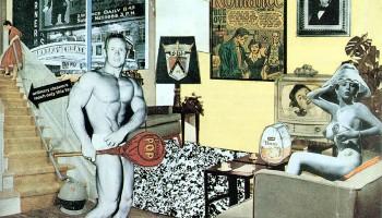 Pop Art Icon Richard Hamilton Dead at 89