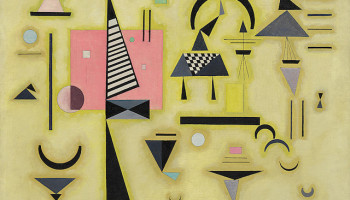 An Interactive Kandinsky Brings the 1932 Painting to Life